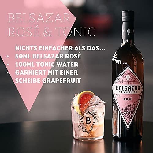 Belsazar Rosé Wermut aus dem Schwarzwald - 2