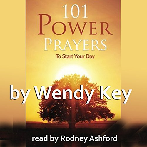 101 Power Prayers audiobook cover art