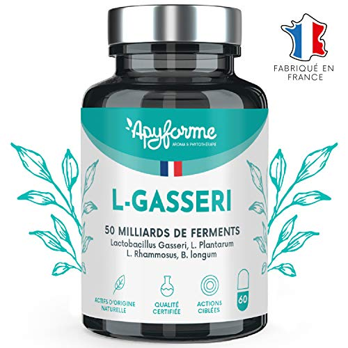 Probiotique Minceur Lactobacillus Gasseri -...