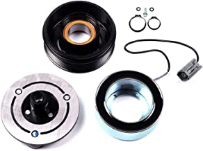 ROADFAR Air Conditioning Compressor Clutch Kit fit for CO 24005C 2006 2007 2008 2009 Mazda 3 Mazda 5 CX-7