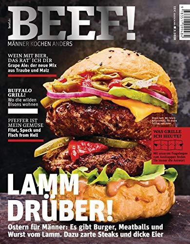 BEEF! Nr. 56 (2/2020): Männer kochen anders