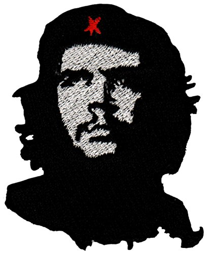 Che Guevara Aufnäher Bügelbild Patch Applikation