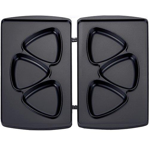 1 Satz Rice-Platten Onigiri-Platten passend für Syntrox Chef Maker MM-1400W Gusto