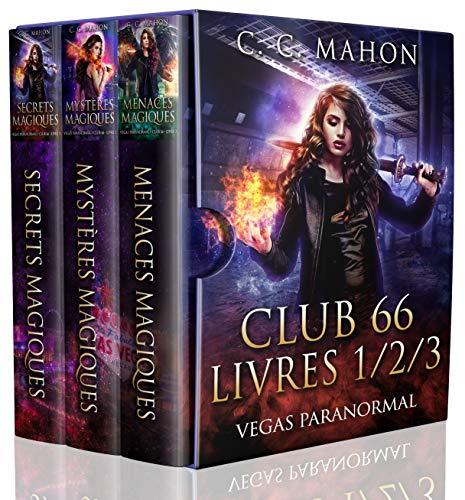 Club 66 - Livres 1/2/3: Vegas Paranormal (Club 66 Omnibus t. 1) (French Edition)