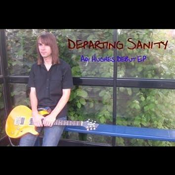 Departing Sanity