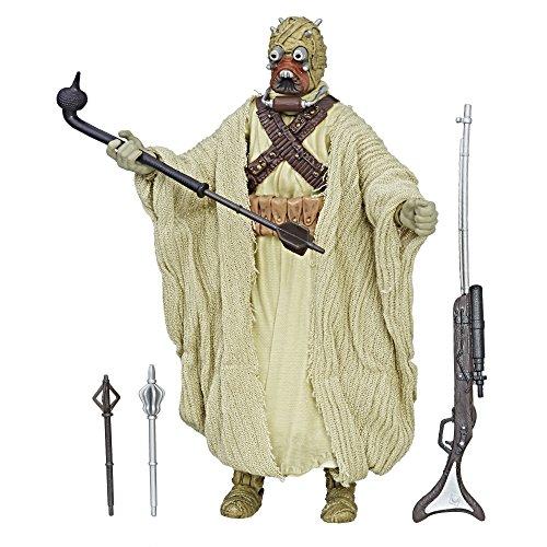 Figurine de Tusken Raider Star Wars Série Noire - 0