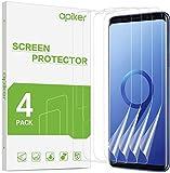 apiker [4 Stück] TPU Schutzfolie für Samsung Galaxy S9