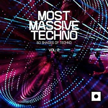 Most Massive Techno, Vol. 2 (50 Shades Of Techno)