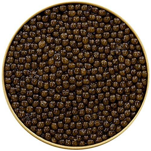 Kaviar Ossetra Selection (Acipenser Gueldenstaedtii) - in 125, 250, 500 und 1000 GR-Verpackungen erhältlich. (1000 GR)