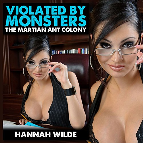 Violated by Monsters: The Martian Ant Colony audiobook cover art