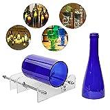 Cortadoras De Botellas De Vidrio Herramientas DIY Kits De Herramientas Profesionales para El Corte De Botellas De Vino, Habitaciones, Decoración De Bares para La Fabricación De Artesanías