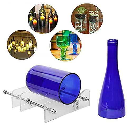 circulor Gadget Coupe-Bouteille en Verre Outils De Bricolage Outil Professionnel De Gadget Coupe De Bouteilles De Vin