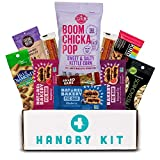 Hangry Kit Healthy Kit - Snack Sampler, Care Package