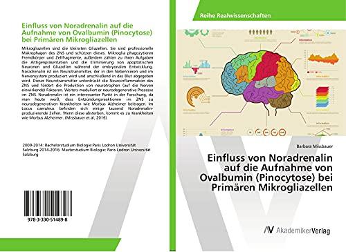 Einfluss von Noradrenalin auf die Aufnahme von Ovalbumin (Pinocytose) bei Primären Mikrogliazellen
