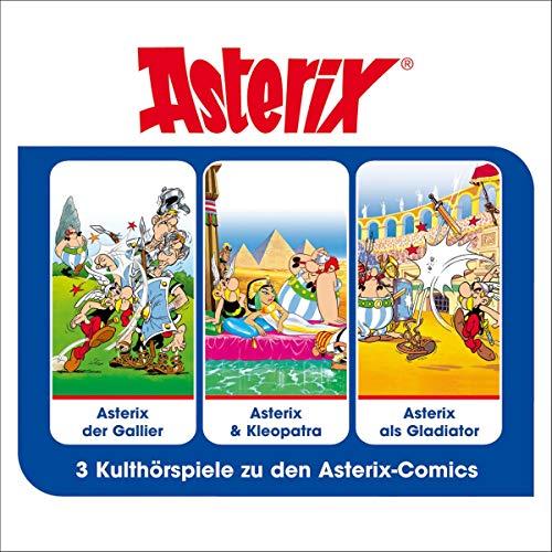Asterix - Hörspielbox 1 Titelbild