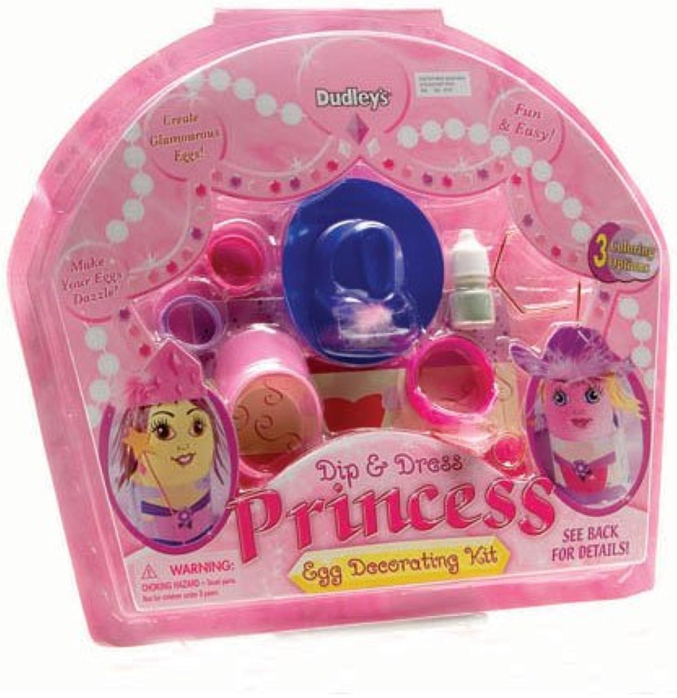 Dudley's Dip & Dress Princess Easter Egg