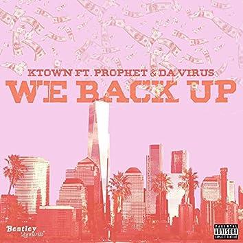 We Back Up
