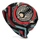 Cappello Cuffia Metallo Pesante Anni '60 Punk Rock Music Berryies Berretti Cappelli Cappello da Maglia Cappello Invernale Cappelli da Bonnet da Uomo Tappo da Sci da Donna-Never Too Old,One Size