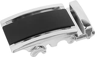 D DOLITY Men Fashion Automatic Ratchet Belt Buckle For Leather Belt #18
