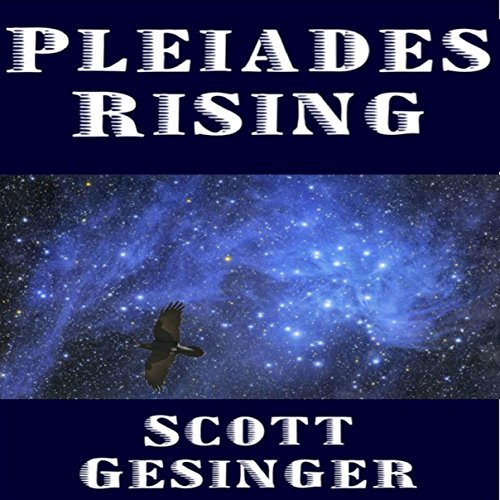 Pleiades Rising audiobook cover art