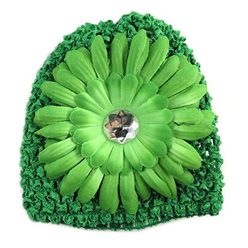 Les Trésors De Lily [Q5225 - Bonnet Enfant 'Petite Lily' Vert