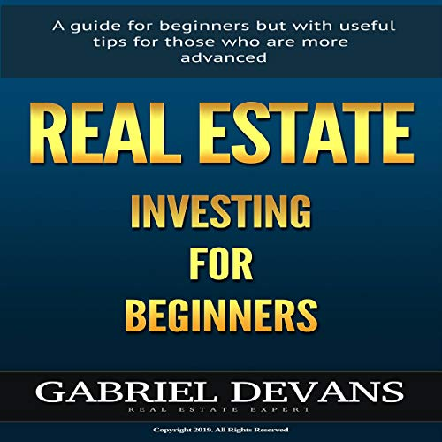Real Estate Investing for Beginners  By  cover art