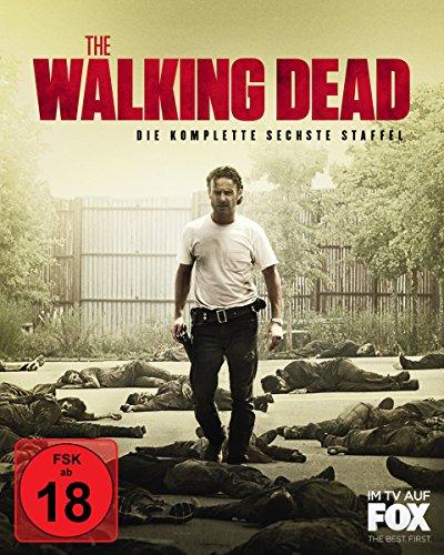 The Walking Dead - Staffel 6 (Uncut) [Blu-ray]