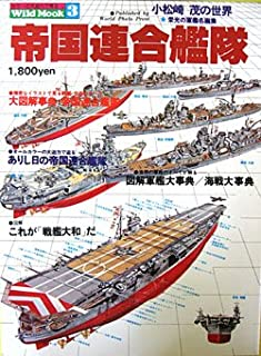 帝国連合艦隊 小松崎茂の世界 栄光の軍艦名画集