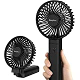 Ventilatore USB Portatile,EasyAcc 5000mAh Mini Ventilatori Personale Palmare Silenzioso Pieghevole Da...
