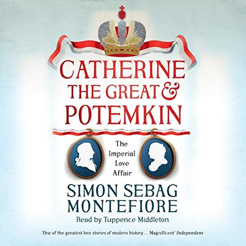 Catherine the Great and Potemkin cover art