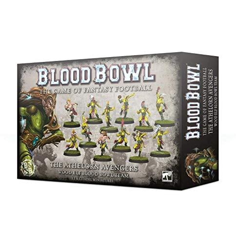 Blood Bowl - Los Vengadores de Athelorn