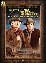 Guns of Will Sonnett - Complete Seasons of 1 & 2 - 49 episodes!
