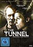 The Tunnel - Mord kennt keine Grenzen (Die komplette erste Staffel) [3 DVDs]