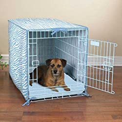 image of small dog crate cover and bed set by ProSelect