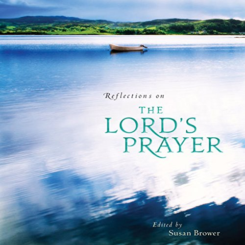Reflections on the Lord's Prayer audiobook cover art