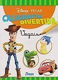 Vogais - Coleção Disney Caligrafia Divertida