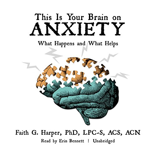This Is Your Brain on Anxiety audiobook cover art