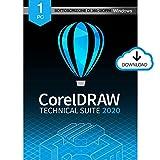 CorelDRAW Technical Suite 2020 | Subscription | 1 Dispositivo | PC | Codice d'attivazione per PC via email