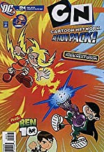 cartoon network action pack comics