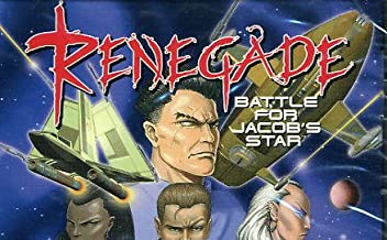 Renegade Battle for Jacob's Star: IBM Cd-rom By SSI