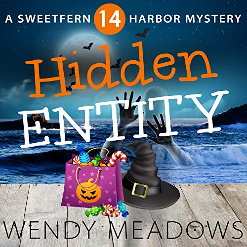 Hidden Entity Audiobook By Wendy Meadows cover art