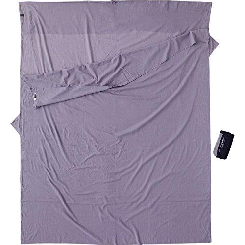 Cocoon Doppel Schlafsack Insect Shield Line Travel Sheet - Doublesize - mit Insekten-Schutz Imprägnierung