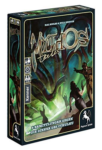 Pegasus Spiele 51794G - Mythos Tales (deutsche Ausgabe)