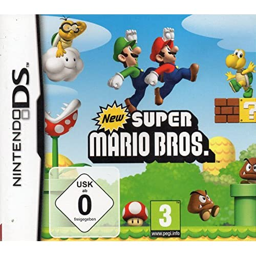 New Super Mario Bros. - Nintendo DS - [Edizione: Germania]