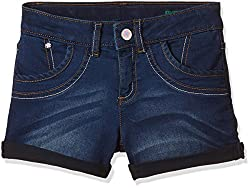United Colors of Benetton Girls Shorts