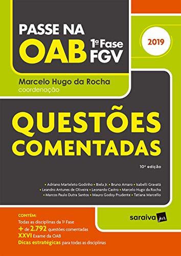 Passe na OAB - 1ª fase FGV - Questões Comentadas