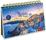Sehnsuchtsorte 2020: Postkarten-Kalender mit separatem Wochenkalendarium - Groh Redaktionsteam