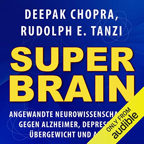 Super-Brain [Super-Brain: Applied Neuroscience for Alzheimer's, Depression, Obesity and Anxiety] cover art