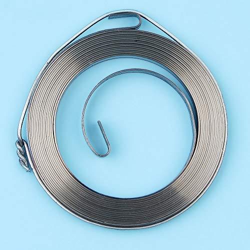 SANKUAI 1pc Arranque de Retroceso del Muelle for 128C 128LD 128LX 128L 128LDX 128CD 28CC Poulan Craftsman Trimmer Gas Desbrozadora 545008087