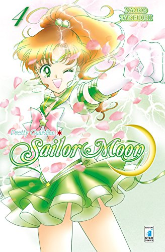 Pretty guardian Sailor Moon. New edition: 4